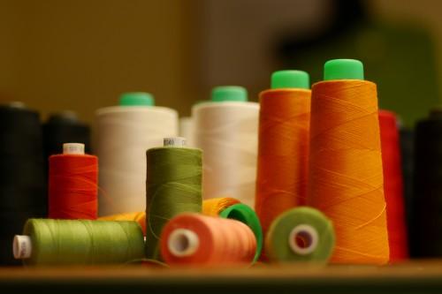 Mit Textilien kreativ werden...